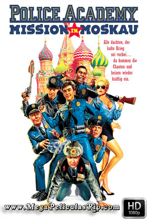 Locademia De Policia 7 [1080p] [Latino-Ingles] [MEGA]