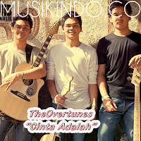 Download Lagu The Overtunes - Cinta Adalah Mp3