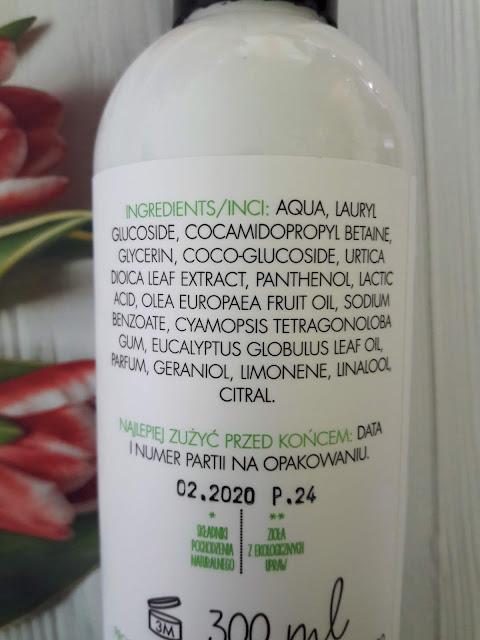 Vianek normalizujący szampon do włosów