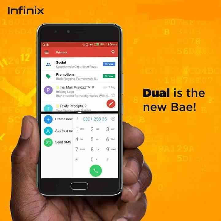 how to enable split screen Multitasking mode on non supported infinix phones.