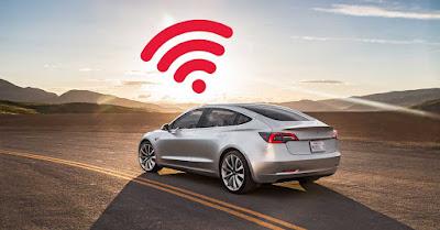 ¿Cómo funciona Internet en los coches de Tesla para estar siempre conectados?