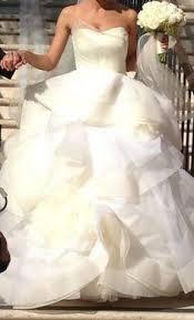 Used Vera Wang Wedding Dress