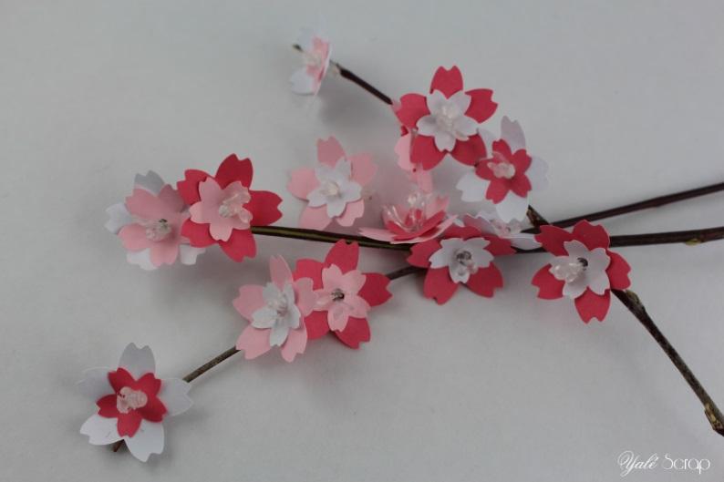 Histoire De Diy Branches De Cerisier Japonais