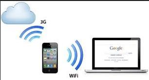 Cara Menggunakan WiFi dan USB Tethering di Android