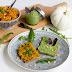 Kürbis-Nuss Aufstrich und Rucola-Parmesan Aufstrich - Mein Frühstücksglück