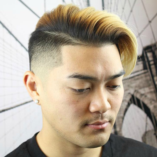 Hairstyle For Square Face Asian Male : Best hairstyles for men women boys girls and kids top