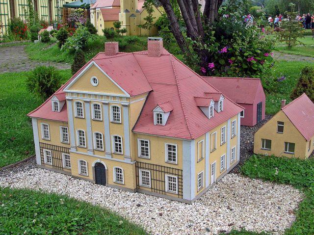 zabytki, miniatury, Kowary, Dolny Śląsk