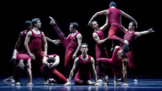 El San Martín estrenó la Novena Sinfonía con coreografía de Mauricio Wainrot