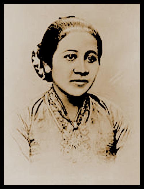 Gambar Foto Pahlawan Nasional Indonesia: Gambar R.A