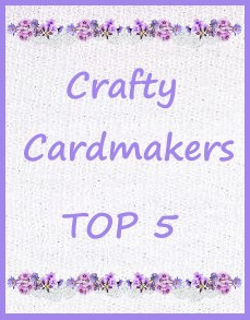 top5 chez Crafty Cardmakers