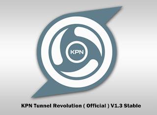 Cara Setting KPN Tunnel Revolution Telkomsel Work 2018