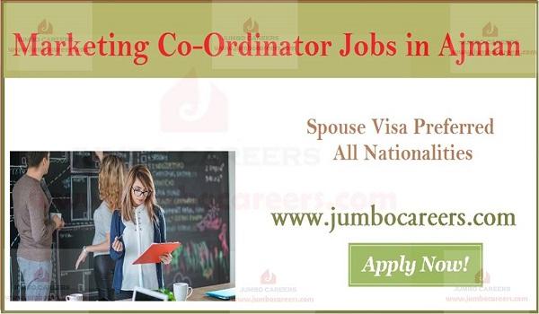 Latest job opportunities in Ajman, Urgent Ajman job vacancies,