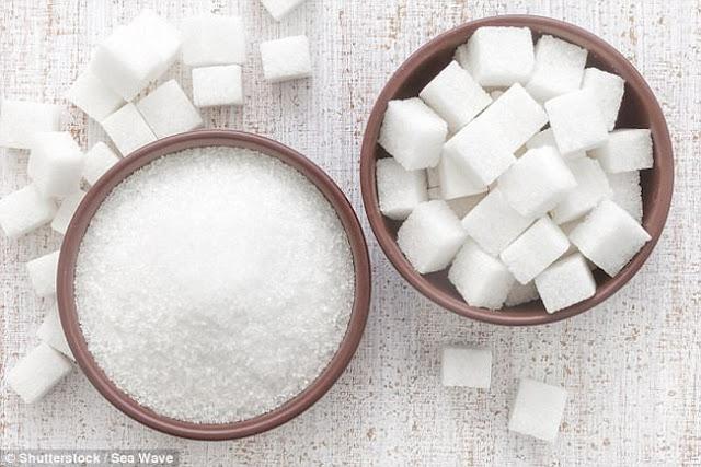 tác hại ăn nhiều đường