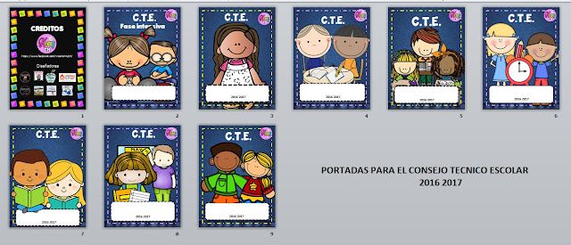 PORTADAS PARA EL CTE