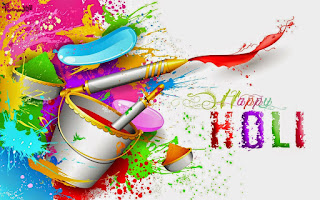 Happy Holi 2017 Wallpapers Free Download With Wishes & Images.