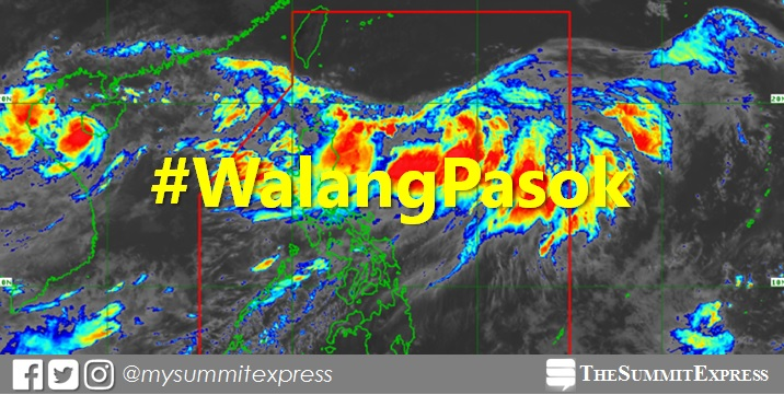 #WalangPasok: Class suspensions on Thursday, July 19, 2018