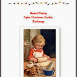 Christmas Cookie Exchange E-Book is now available for ordering - only $5.99 for 92 recipes!