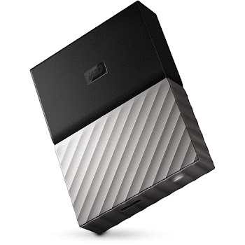 WD My Passport Ultra 4 TB