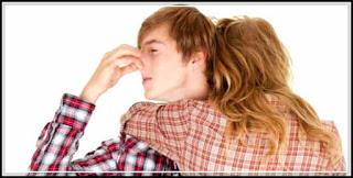 gambar artikel cara menghilangkan bau badan