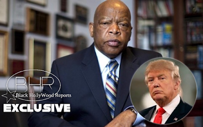 Donald Trump Blasts Civil Rights Leader John Lewis On Social Media