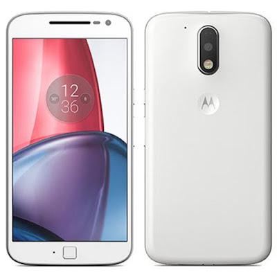 Spesifikasi Motorola Moto G4 Plus   Untuk permulaan, metal frame berwarna abu abu gelap membuat handphone ini lebih bernilai dan memberikan kesan stabil untuk G4 Plus. Saya akan membuktikan caya tahanya kepada anda, percobaan nya cukup sederhana yaitu dengan menjatuhkan hp ini ke tanah dan lantai kayu. Percobaan pertama hasilnya masih bagus tidak ada lecet, dan percobaan kedua ternyata hasilnya masih tidak ada lecet sedikitpun.    Baiklah untuk permulaan, kita dapat membahas dari segi harganya. Untuk Moto G4 Plus dibanderol dengan harga £199 untuk kapasitas 2GB RAM/16GB. Lebih mahal £30 daripada Moto G4. Dengan penambahan pembayaran tersebut Sobat gadget bisa lebih bijaksana karena mendapatkan fasilitas smartphone yang cepat, scanner sidik jari yang responsiv, dan kamera yang lebih baik.   Sobat gadget mungkin dapat mengira bahwa Moto G4 Plus memiliki ukuran yang lebih besar daripada Moto G4 – tidak salah juga perkiraan anda, apabila menilai nya berdasarkan nama, ups tapi maaf, Moto G4 Plus memiliki ukuran yang sama dengan G4 biasa dan hadir dengan layar yang sama yaitu berukuran 5.5-inch.   Kelebihan    Layar lebar 5.5 inchi Sudah didukung jaringan 4G LTE dual SIM card OS android v6.0 Marsmallow RAM 2/3/4 GB slot memori eksternal 128 GB
