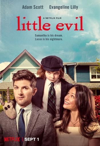 Little Evil (2017) ลิตเติ้ล อีวิล [ซับไทย]