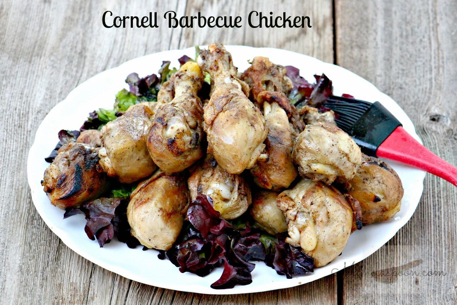 Cornell Chicken Barbecue (Cornell Formula Sauce)