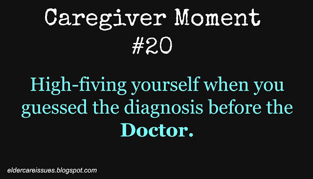 caregiver humor