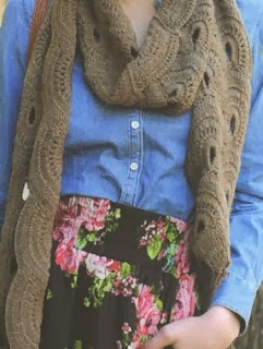 http://patronesparacrochet.blogspot.com.es/2014/02/bufanda-crochet-medios-abanicos-patron.html