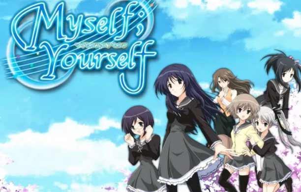 Daftar Rekomendasi Anime Sedih Terbaik - Myself; Yourself