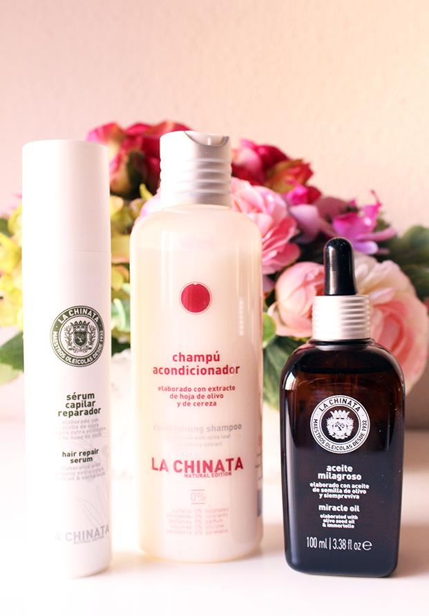 Regalos para el Día de la Madre: pack cuidado del cabello de La Chinata