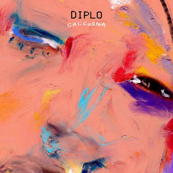 Diplo - California - EP Cover