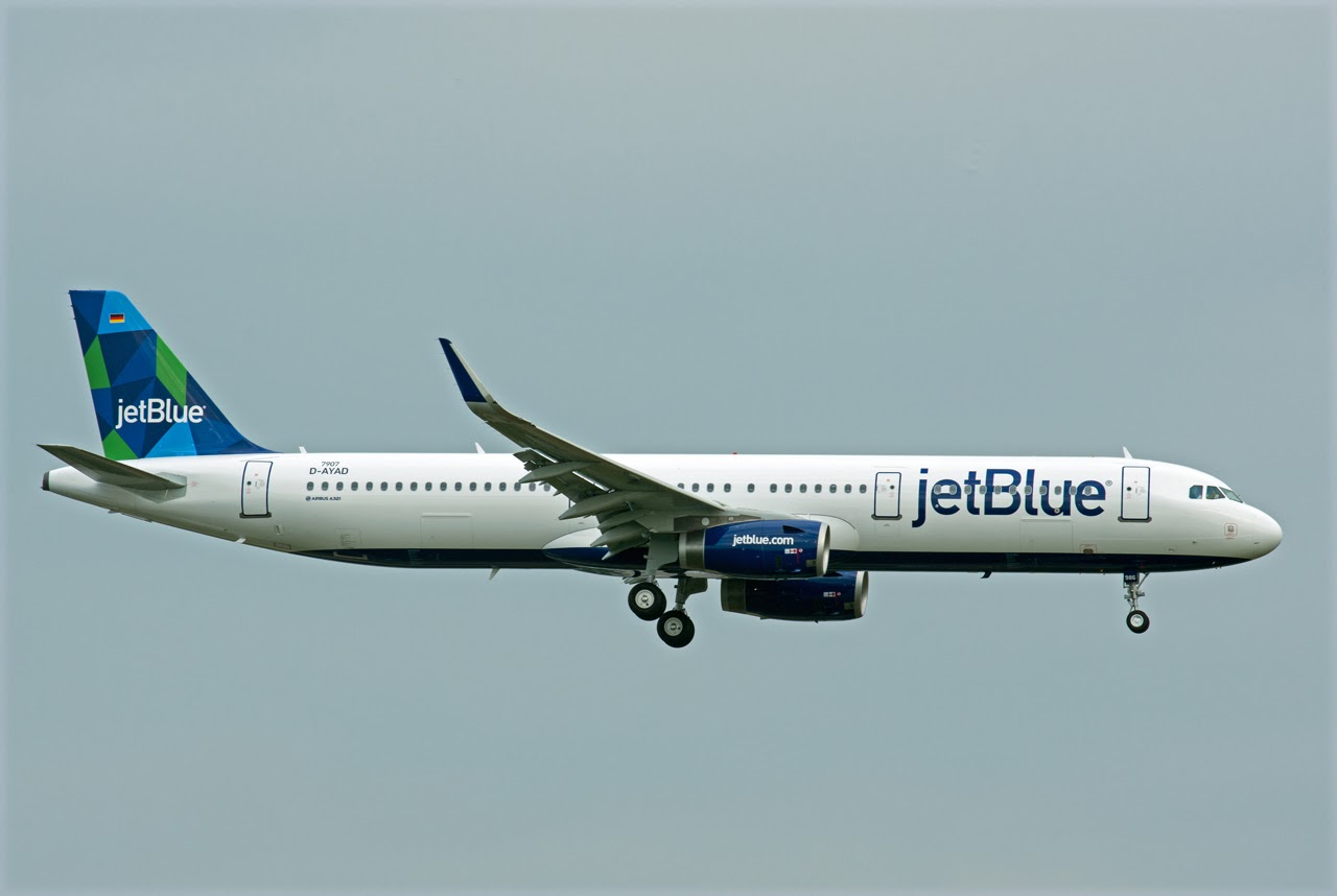 Airbus Hamburg Finkenwerder News: A321-231SL, JetBlue, D