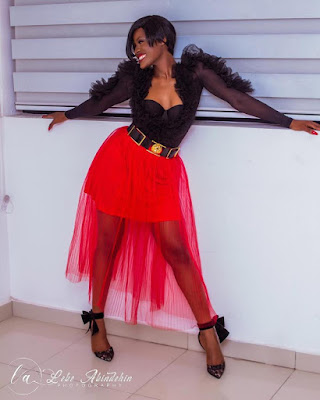 #BBNaija star Alex Asogwa fashion and style looks