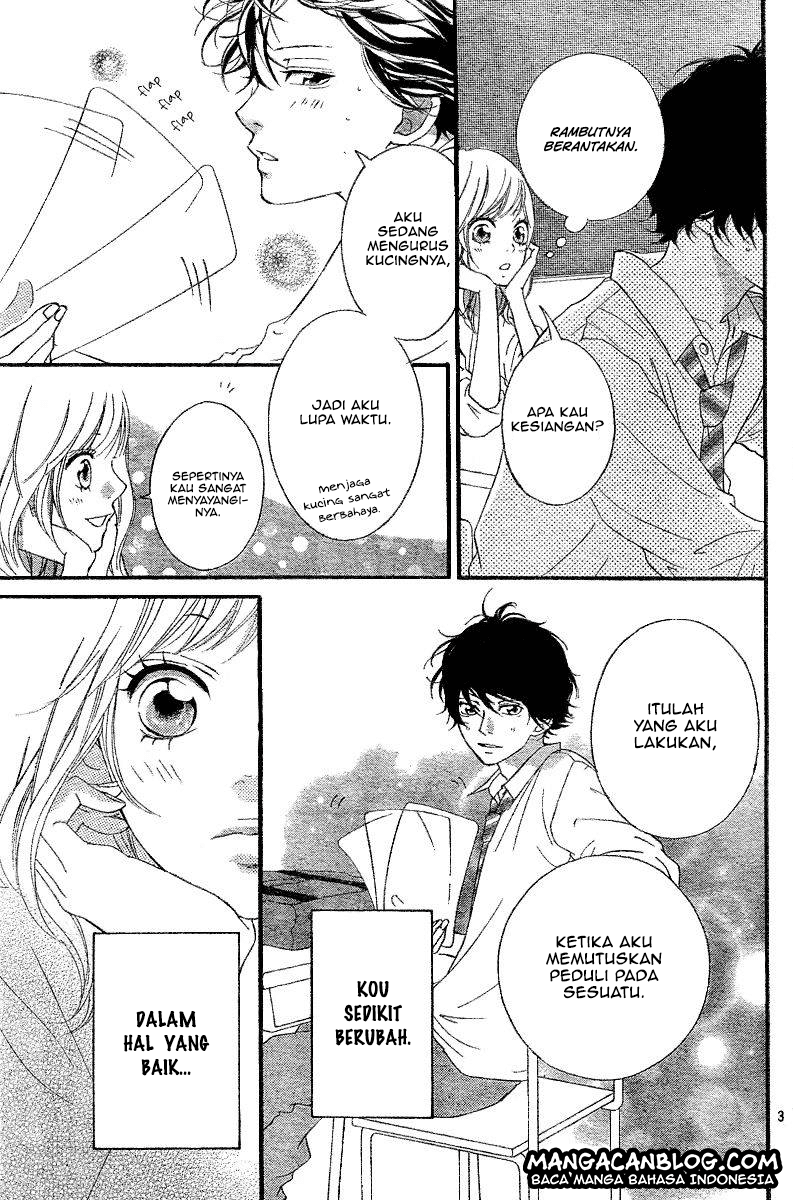 Ao Haru Ride Chapter 17-4