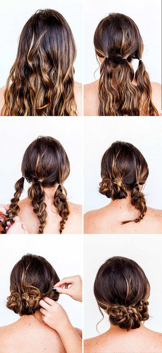 Easy Women's Hairstyles