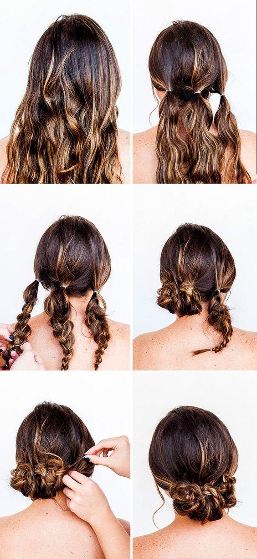 Easy Women's Hairstyles