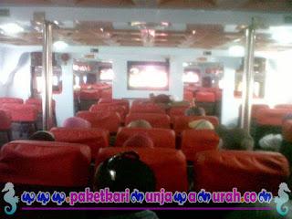 kapal express jepara karimunjawa