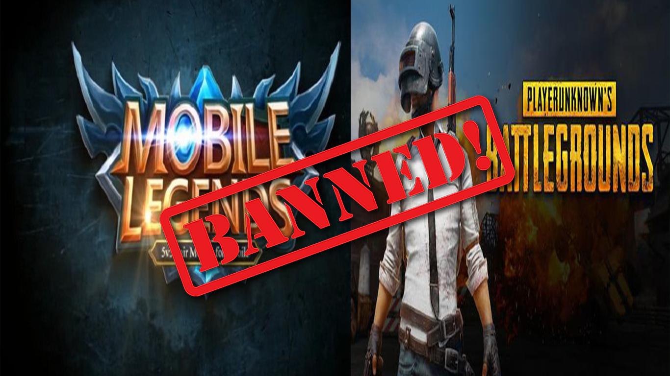 PUBG dan Mobile Legend di Blokir Oleh Pemerintah, Berikut Keterangan Resmi Kominfo