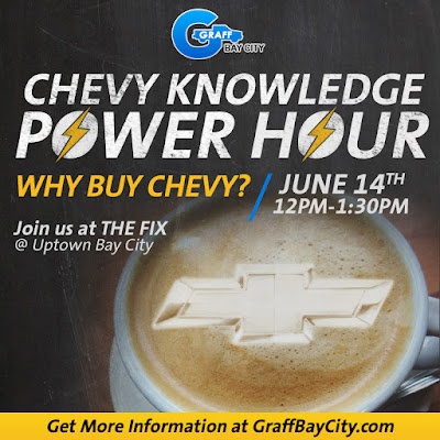 Why Buy Chevy? June Power Hour