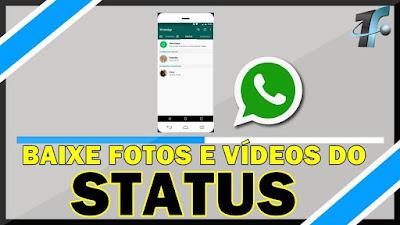 Como Baixar Status do WhatsApp