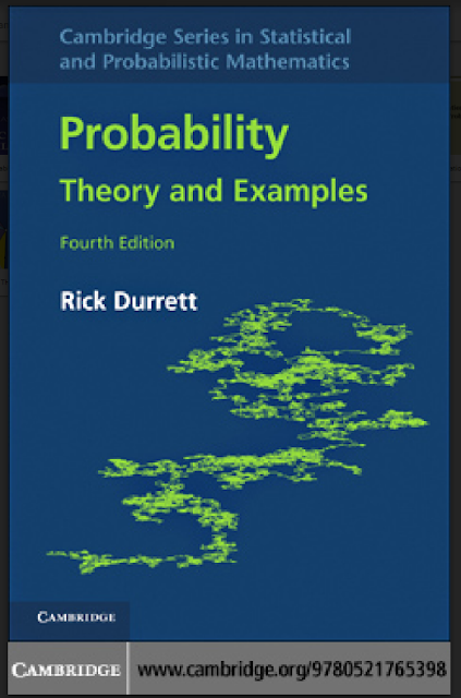 Probability Theory and Examples Fourth Edition Rick Durrett