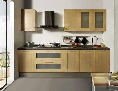 Desain Dapur Untuk Ruang Sempit Rumah Minimalis elegan