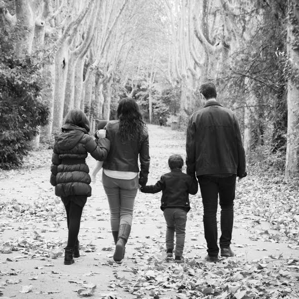 Tiempo en familia