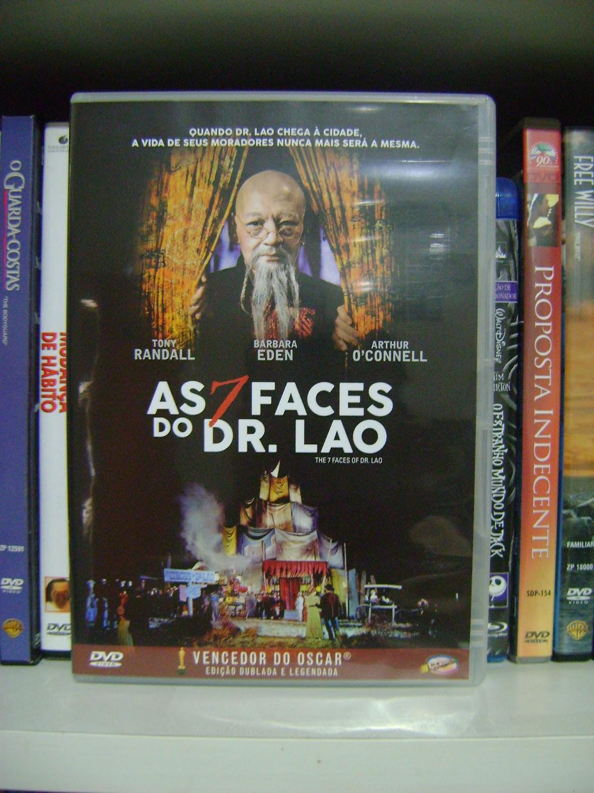7 Faces Of Dr Lao Dvd Lenovo Ibm Employee Purchase Program