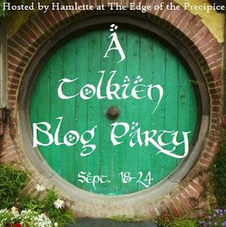 Hobbit-erm, Tolkien Party!