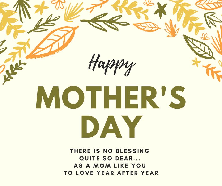 glædelig mors dag citat