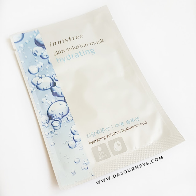 Innisfree Skin Solution Mask