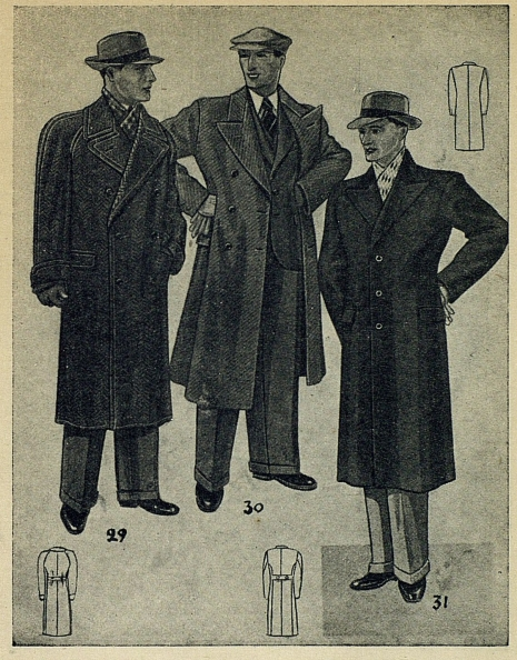 Советская мужская мода