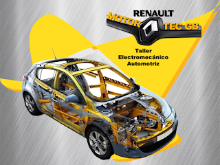 Taller Renault  - Motortec GB - Bogota